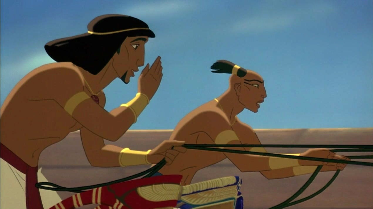 Moses-and-Ramses-racing